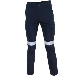 SlimFlex Taped Cargo Pants - 3366