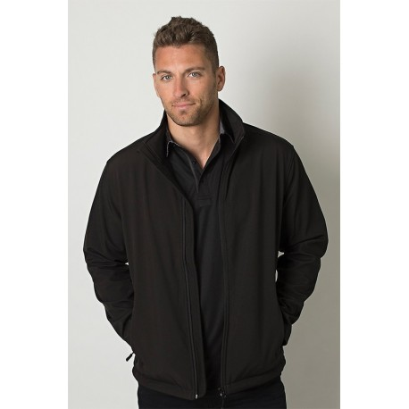 Mens Soft Shell Jacket - BKSSJ750