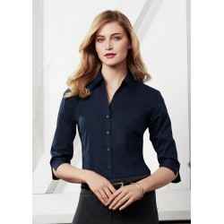 Metro Ladies 3/4 Sleeve Shirt - LB7300
