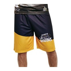 Sublimated 'DYO' Sports Basketball Shorts - AP B Shorts