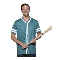 Sublimated 'DYO' Baseball Top - AP Baseball Top