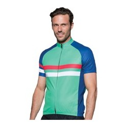 Sublimated 'DYO' Sports Cycling Top - AP Cycling Top