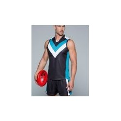 Sublimated 'DYO' Sports S/Less Guernsey - AP SPORTS Guernsey