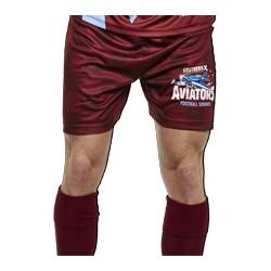 Sublimated 'DYO' Soccer Shorts - AP Soccer Shorts