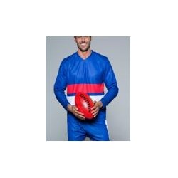 Sublimated 'DYO' Sports L/Sleeve Guernsey- AP L/Sleeve Guernsey