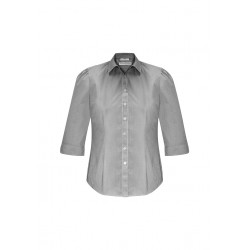 Euro Ladies 3/4 Shirt - S812LT
