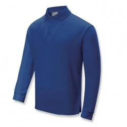 UNISEX ADULTS SUN SMART L/S POLO - CP1632