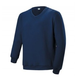 KIDS V NECK FLEECE JUMPER - CJ1618