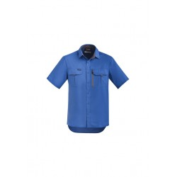 Mens Outdoor S/S shirt - ZW465