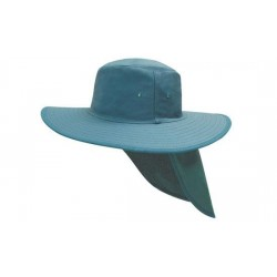 Canvas Sun Hat - 4055
