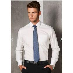 Mens Taped Seam Long Sleeve Barkley Shirt - M7110L