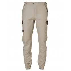 Mens Stretch Cargo Work Pants - WP22