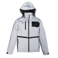 Unisex Streetworx Reflective Waterproof Jacket - ZJ380