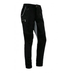 Mens Streetworx Stretch Pant Non-Cuffed - ZP320