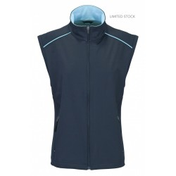 Ladies Softshell-Lite Vest - 3033