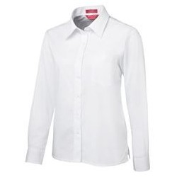 JB's LADIES S/S ORIGINAL POPLIN SHIRT - 4LS