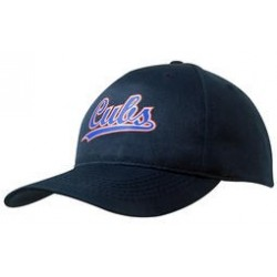 Breathable Poly Twill Cap - 4011