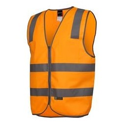 JB's VIC RAIL (D+N) SAFETY VEST - 6DVSV