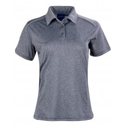 Ladies Rapid Cool Cationic Short Sleeve Polo - PS86