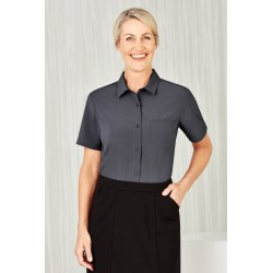 Womens Plain S/S shirt - CS947LS