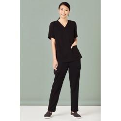 Womens Slim Leg Scrub Pant - CSP943LL