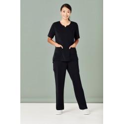 Womens Straight Leg Scrub Pant - CSP944LL