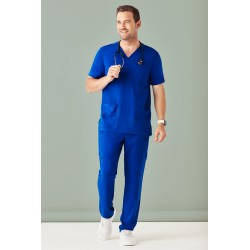 Mens Straight Leg Scrub Pant - CSP946ML