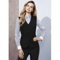 Womens Longline Vest - 50112