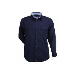 Men's Hospitality Nano Shirt L/S - 2034L