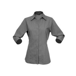 Ladies SilverTech Shirt 3/4S - 2136Q