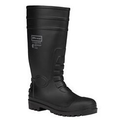JB's STEEL TOE CAP AND STEEL PLATE GUMBOOT - 9G1
