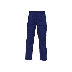 200gsm Polyester Cotton Pleat Front Work Trousers - 3315