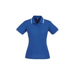 LADIES CAMBRIDGE SHORT SLEEVE POLO - P227LS