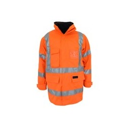 "HiVis ""H"" pattern Bio-motion tape ""6 in 1"" Jacket - 3963"