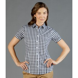 Womens Short SL Royal Oxford Casual Shirt - 1710WHS