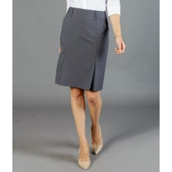 Womens Box Pleat Skirt - 1766WSK
