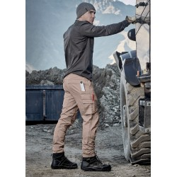 Mens Streetworx Curved Cargo Pant - ZP360