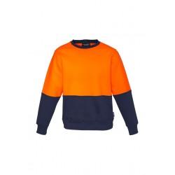 Unisex Hi Vis Crew Sweatshirt - ZT475