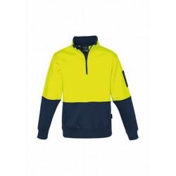 Unisex Hi Vis Half Zip Pullover - ZT476