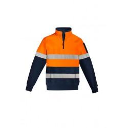 Mens Hi Vis 1/4 Zip Pullover - ZT567