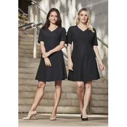 Womens Siena Extended Sleeve Dress - RD974L