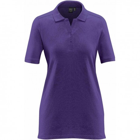 Womens Omega Cotton Polo - CPX-1W