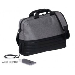Wired Brief Bag - BWIB
