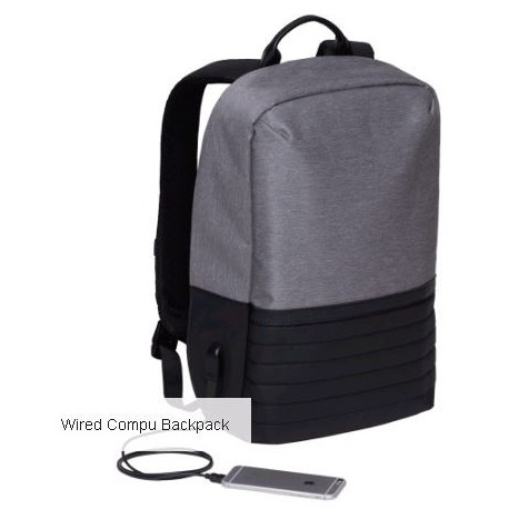 Wired Compu Backpack - BWICB