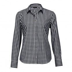 The Hartley Check Shirt - Womens - WTHC