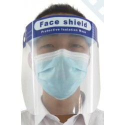 Protective Isolation Face Shield - FaceShiled-01