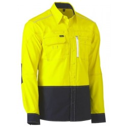FLX & MOVE HI VIS UTILITY SHIRT - BS6177