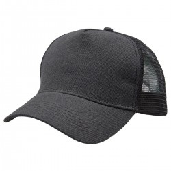 Heathered Mesh Trucker - 4395