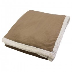 Legend Faux Lambswool Throw - K15