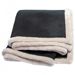Legend Faux Leather Throw - K25